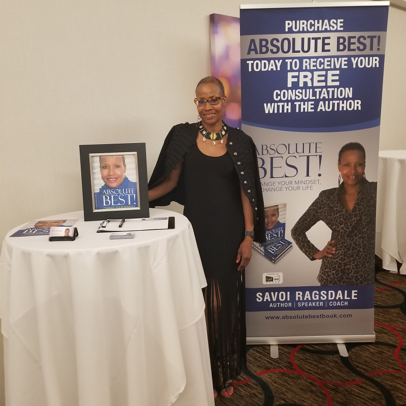 About Savoi Ragsdale - Speaker, Author, Coach - Aurora, CO